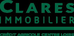 Logo de CLARES Immobilier